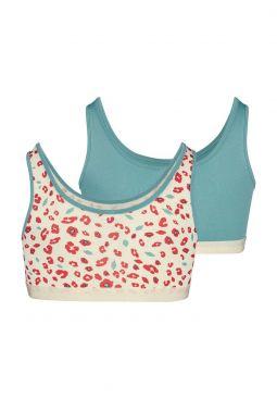 Girls Bustier Doppelpack