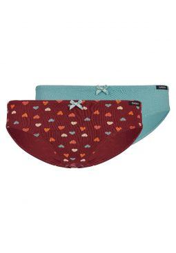 Girls Rio Slip Doppelpack