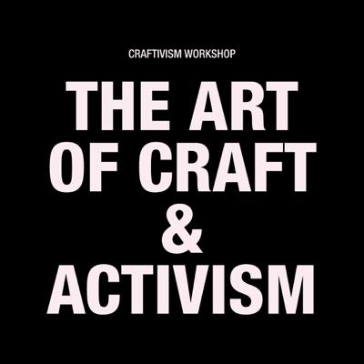 <br>Craftivism Workshop von Lush